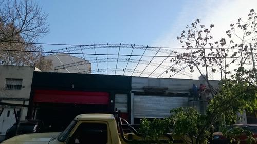 techos, galpones,tinglados construcción , reparación y venta