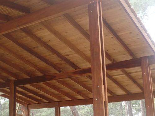 techos livianos decks barbacoas cocheras pergolas porteras