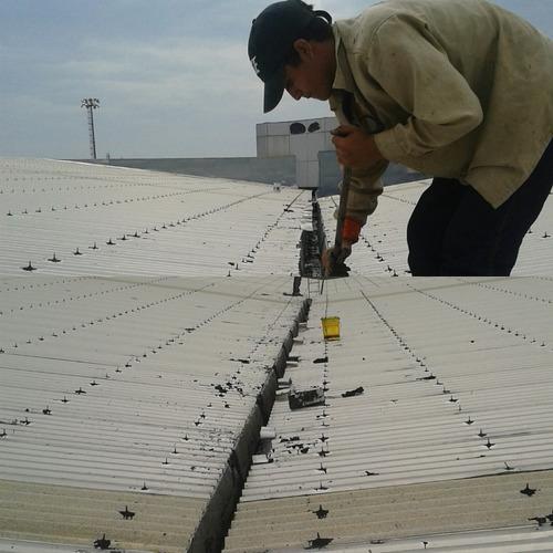 techos montaje desmontaje y mantenimiento en general