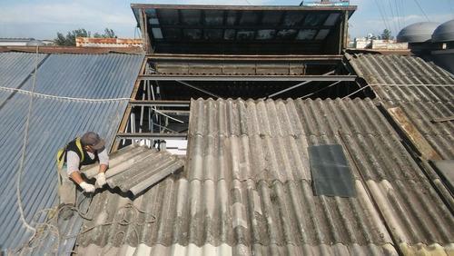 techos oeste reparaciones techistas tinglados zinguerias