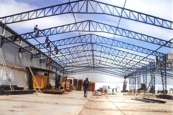 techos parabolicos dos aguas y estructuras metalicas s