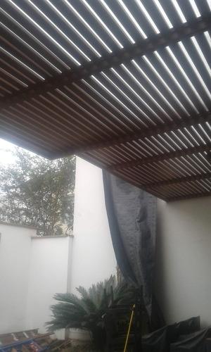 techos policarbonato,  terrazas, sol y sombra , lavanderias,