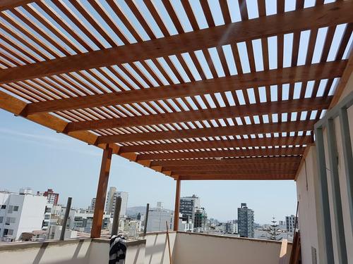 techos sol y sombra