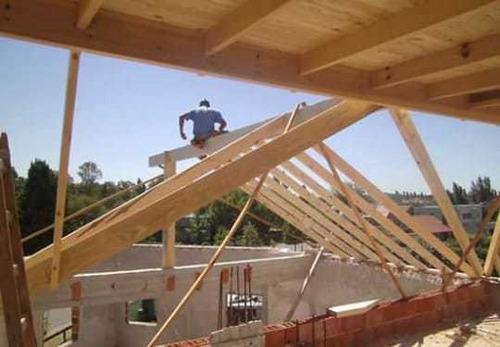techos tinglados, galpones