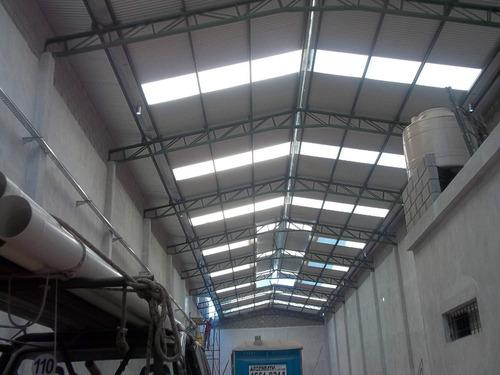 techos tinglados galpones