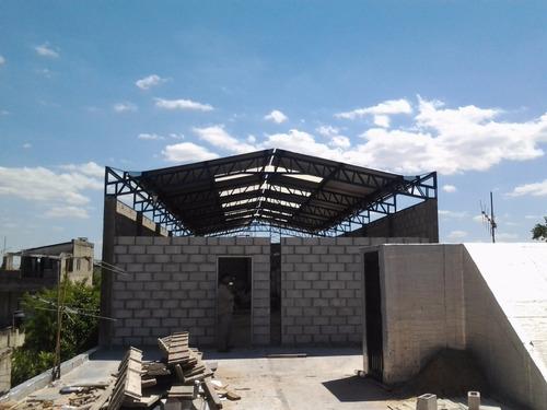 techos, tinglados, galpones y estructuras metálicas