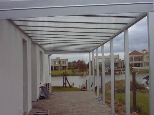 techos traslucidos alma - cerramientos de aluminio