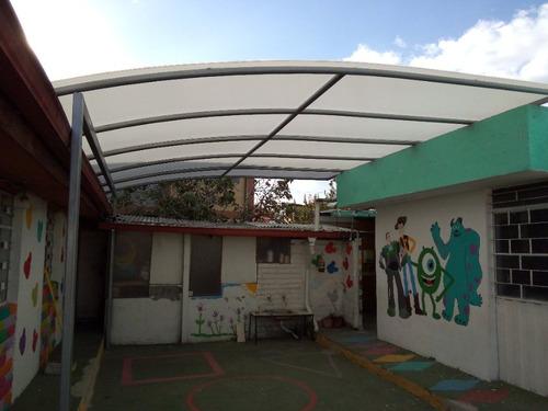 techos y cubiertas de policarbonato domos
