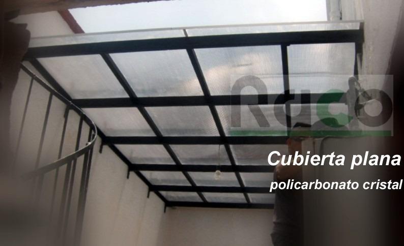Techos Y Cubiertas De Policarbonato M2 1 En
