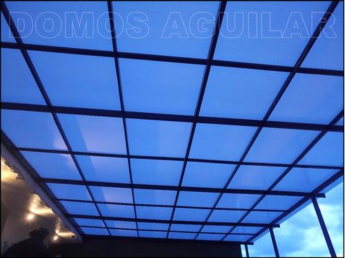 techos y domos de policarbonato de primera calidad