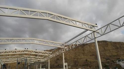 techos y estructuras metalicas