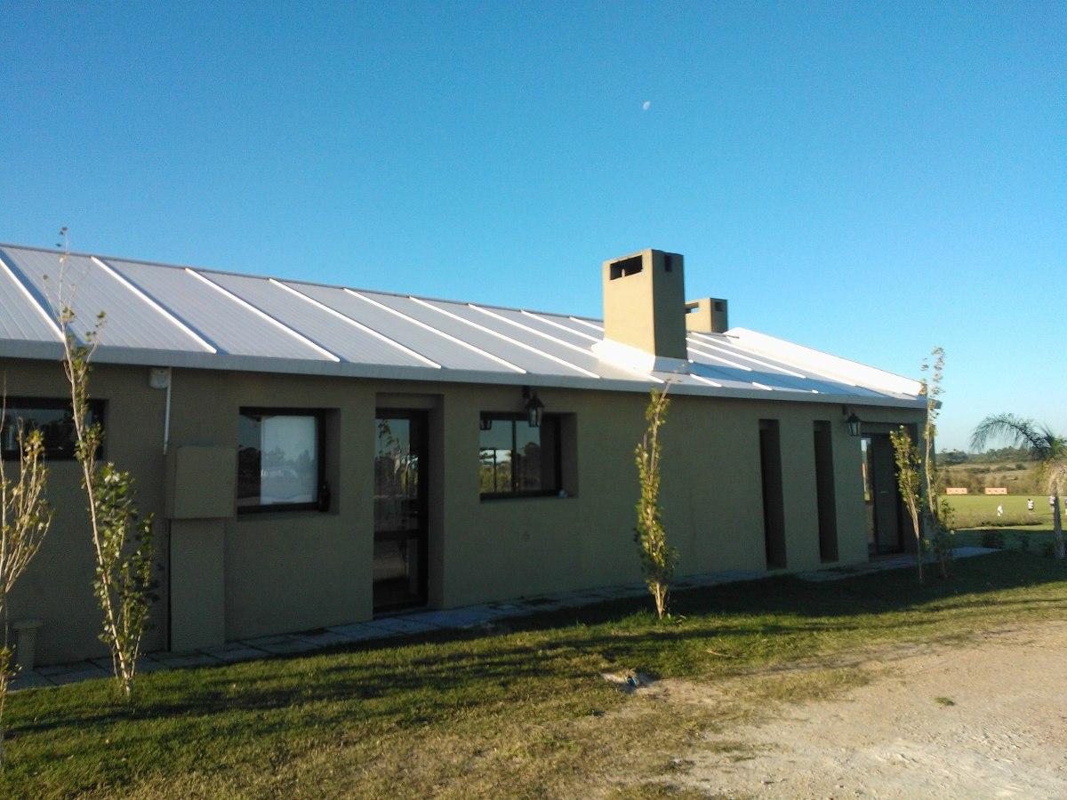 techos viviendas galpones en isopanel u s 69 el m2