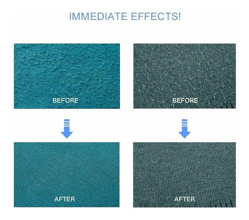 techtime | quita pelusa eléctrico para ropa y muebles de tela