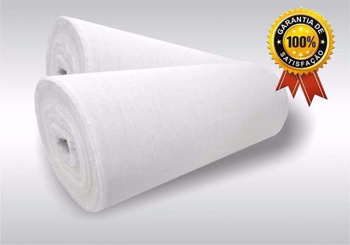 tecido alvejado p/ pano de prato peça c/ 10 metros - atacado