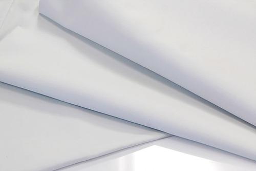 tecido blackout emborrachado soft branco marfim 100% vedação