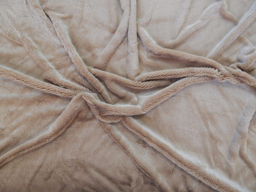 tecido de pelúcia premium 10 mm extra macio em metro p/ urso