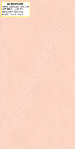 tecido impermeável acquablock karsten duna cru 5 mts