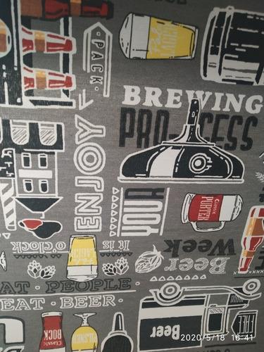 tecido impermeável waterblock - cerveja beer