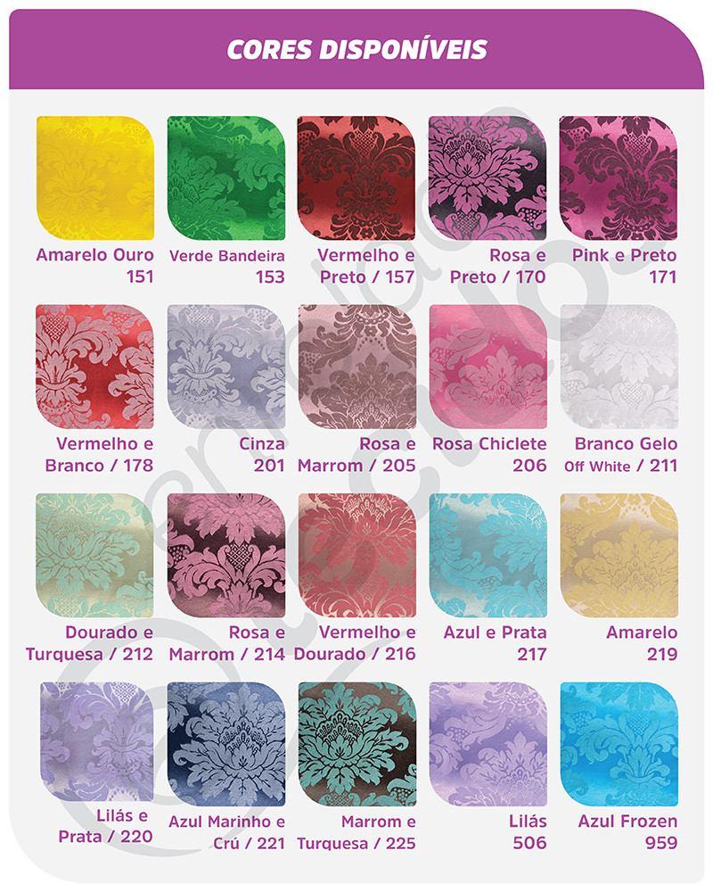 Tecido Jacquard Azul Tiffany Rolo 25m X 2 8m Toalha De