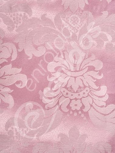 tecido jacquard rosa seco envelhecido antigo 10m x 2,8m