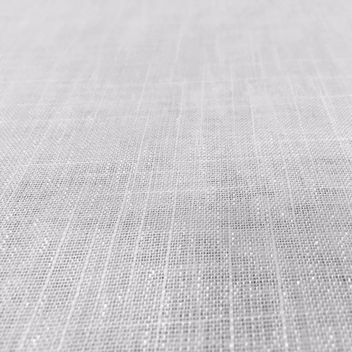 tecido linho rajado flame branco 2 80mts largura cortinas