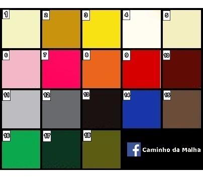 tecido oxford cores 12 metros x 1,50m