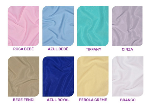 tecido oxford diversas cores 8m x 3m para decoração em geral