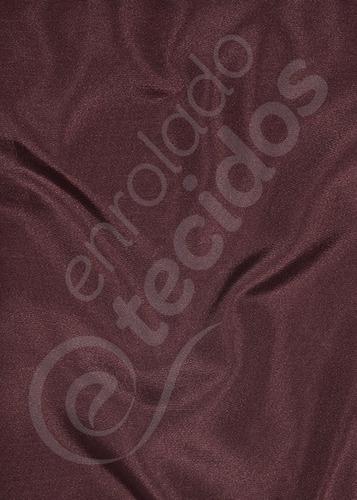 tecido oxford marrom liso 10m x 3m para decoração em geral