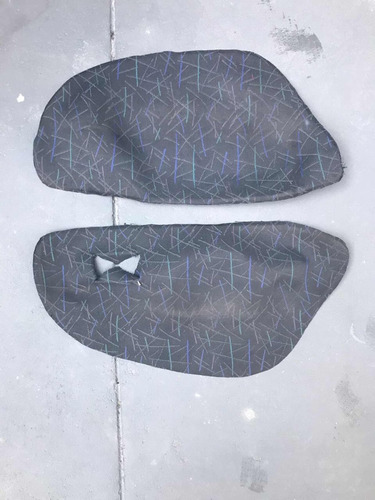 tecido para forro traseiro gol original (par)
