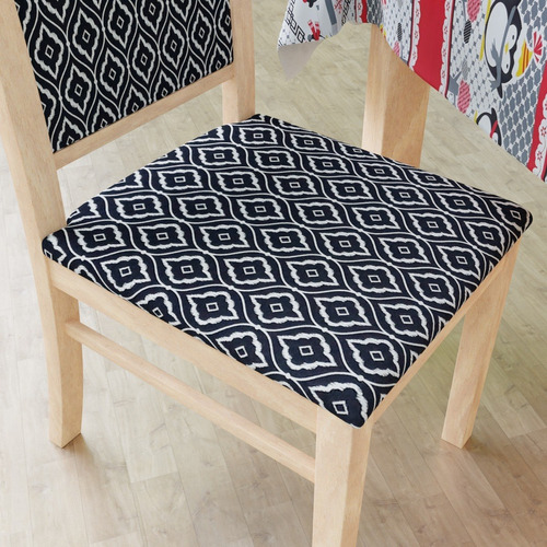 tecido para revestir cadeiras geométrico 1m x 1.40m