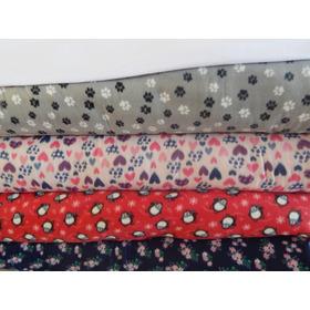 Tecido Soft Estampado Importado Kit Com 4 Metros