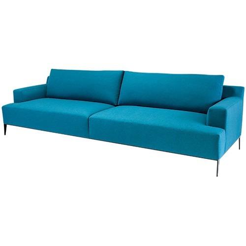 Tecido Suede Azul Turquesa Liso Para Sofás E Decoração - R ...