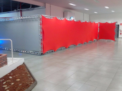tecido tencionado lycra para decoração eventos - 1kg - cores