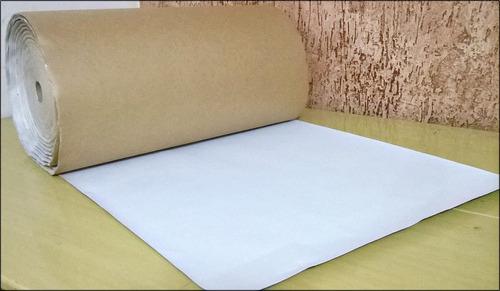 tecido termocolante p/ brindes de chinelos/camiseta 30cm/50m