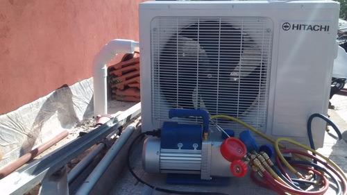 tec.instalador y reparador de split y heladeras matriculado