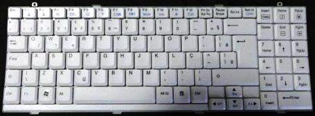 tecla avulsa - (2 abaixo) - para teclado lg r410 r510 s510