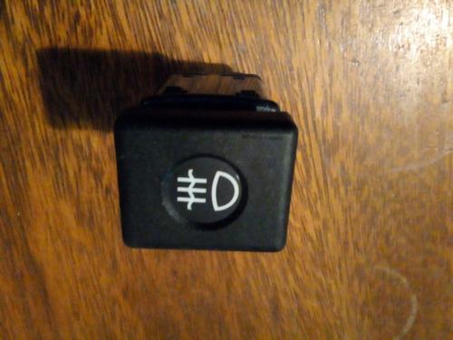 tecla boton anti rompeniebla renault 9/11 marca dav