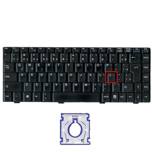 tecla ç cedilha teclado sti is1462 is1522 as1560  nt15103