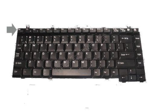tecla f1  para teclado p/n pk13cw10200 toshiba satelite a10