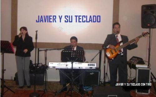 tecladista cantante javier y su teclado*karaoke animador dj*