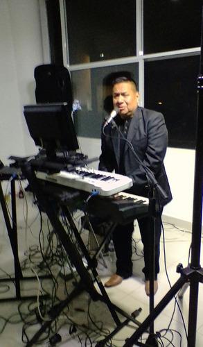 tecladista cantante versatil en puebla