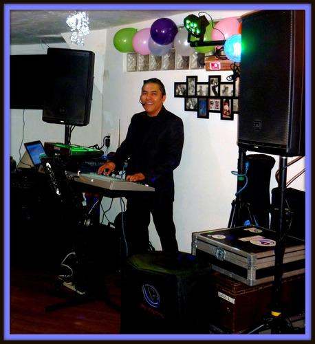 tecladista versátil, musica para fiestas, dueto, dj, karaoke