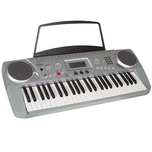 teclado 49 teclas mc49a usb midi medeli c fonte