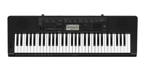 teclado 5/8 casio ctk-3500 61 teclas sensitivas
