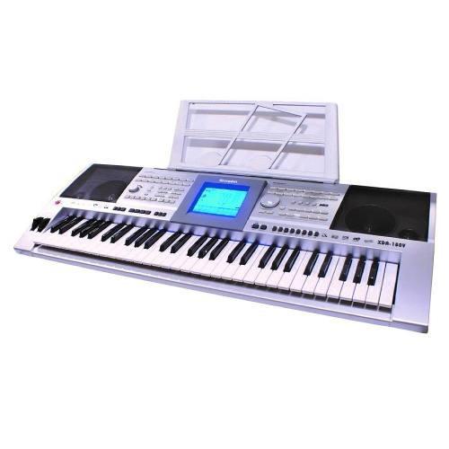 teclado 61 teclas midi lcd xda-180v scorpion ( envío gratis)