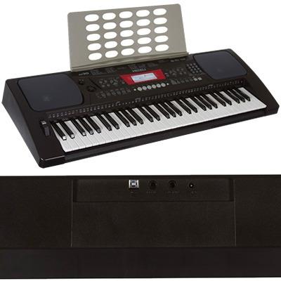 teclado 61 teclas sensitivas midi usb medeli envio 24 hr m30