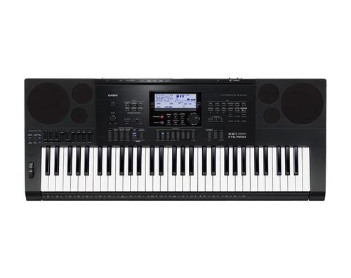 teclado 61 teclas usb midi ctk-7200 casio ( envío gratis )