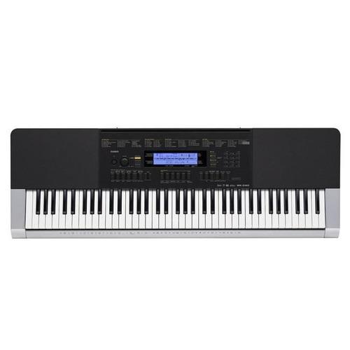 teclado 76 teclas wk-240 casio ( envío gratis )