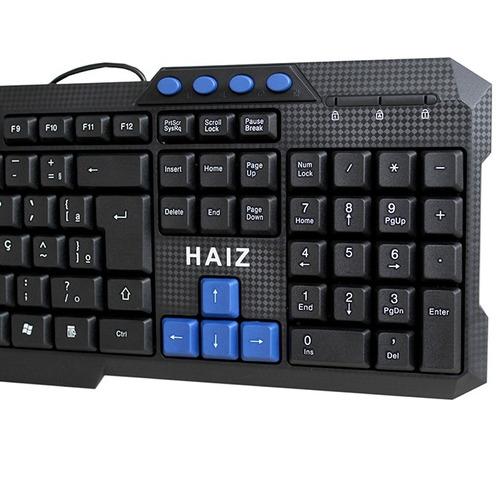 teclado  a prova d'água membrana teclas destaque hz536
