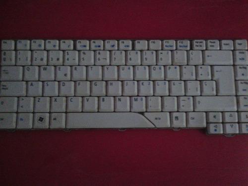 teclado acer 5315 5320 5715 5520 4720 4710 4315 4210